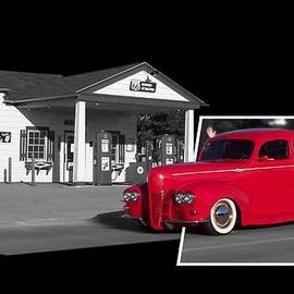Thomas Woolworth - Cruising Route 66 Dwight IL