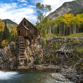 Tom Cuccio - Crystal Mill