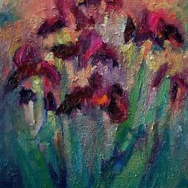 R W Goetting - Dark Iris