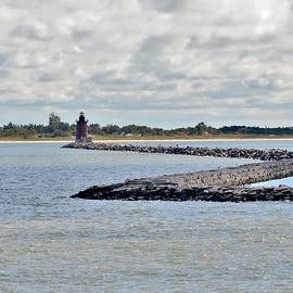 Kim Bemis - Delaware Breakwater East End Lighthouse