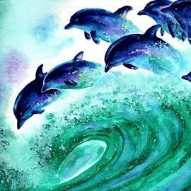 Shamsi Jasmine - Dolphins