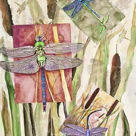 Connie Mclaren - Dragonflies 2