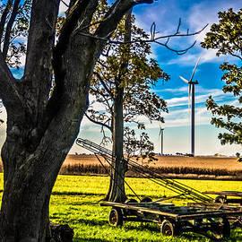 Jim Finch - Dual Harvest