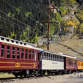 Janice Rae Pariza - Durango Silverton Train