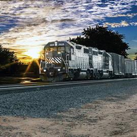 Cj Avery - EJK sunrise express