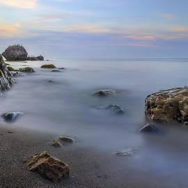 Ian Mitchell - Evening Ocean
