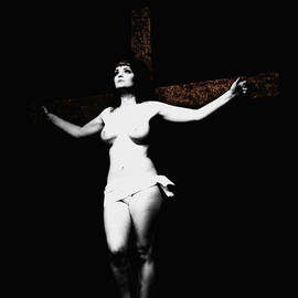 Ramon Martinez - Experimental Crucifix I