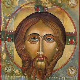 Mary jane Miller - Face of Christ