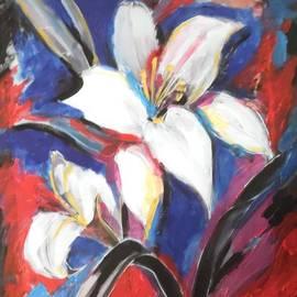 Esther Newman-Cohen - Fair Pure Fragile White Lilies