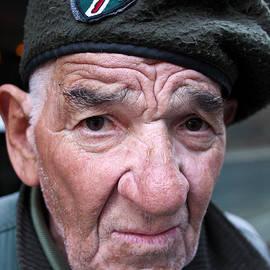 Jean Schweitzer - Falklands War veteran