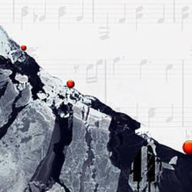 Sharon Cummings - Fantasia - Piano Art By Sharon Cummings