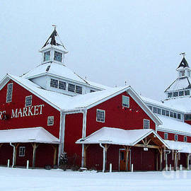 Tina M Wenger - Farmers Market Architecture
