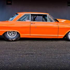 Jeff Sinon - Fast Orange