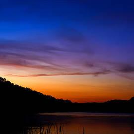 Thomas R Fletcher - First Light Big Ditch Lake