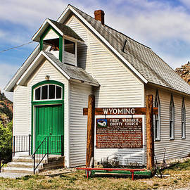 Cathy Anderson - First Washakie County Church