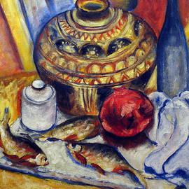Vladimir Kezerashvili - Fish and pomegranate