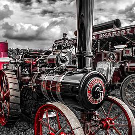 Trevor Kersley - Foster Traction Engine