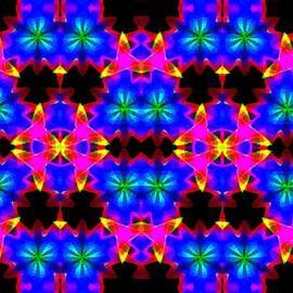Bruce Nutting - Fractal Pattern Duvet