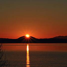 Randy Hall - French Creek Sunrise