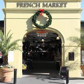 Chuck Johnson - French Market