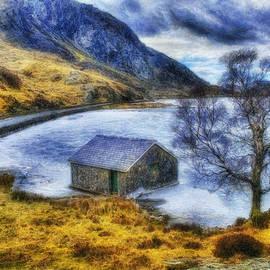 Ian Mitchell - Frozen Lake