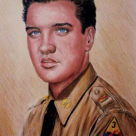 Andrew Read - G I Elvis
