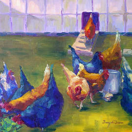 Terry  Chacon - Garys Chickens