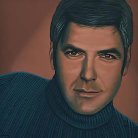 Paul  Meijering - George Clooney