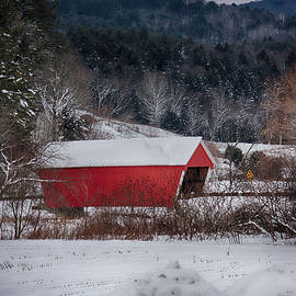 Jeff Folger - Gifford covered bridge in east Randolph Vermont