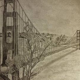 Irving Starr - Golden Gate Bridge