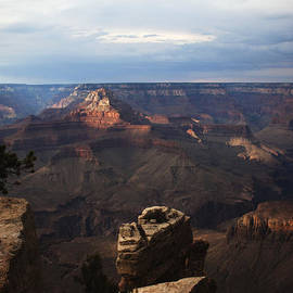 Ivete Basso - Grand Canyon View