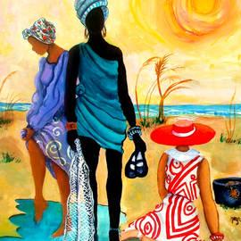 Diane Britton Dunham - Gullah-Creole Trio
