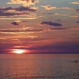 Amar Sheow - Harvest Sunset