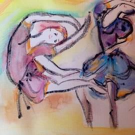 Judith Desrosiers - Head over heels