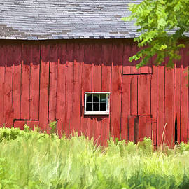 David Letts - Hidden Rustic Barn II