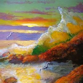 Gene Robertson - High Tide
