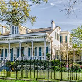 Kathleen K Parker - Home on St. Charles Ave - NOLA