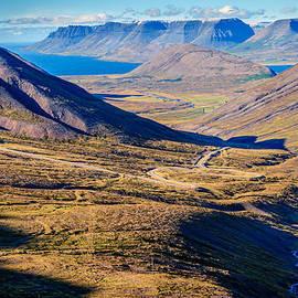 Alexey Stiop - Icelandic fjords