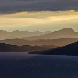 Derek Beattie - Isle of Skye Sunset
