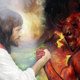 Mark Spears - Jesus vs Satan