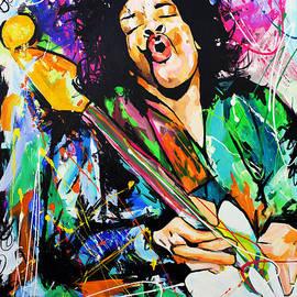 Richard Day - Jimi Hendrix