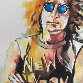 Chrisann Ellis - John Lennon 04
