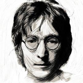 Stefan Kuhn - John Lennon