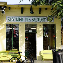 Laurie Perry - Key Lime Pie