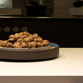 Chay Bewley - Kitchen Counter with Walnuts