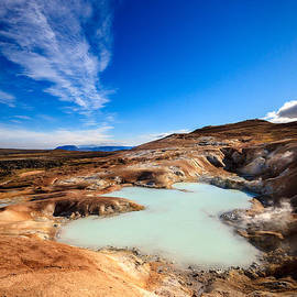 Alexey Stiop - Krafla volcanic field