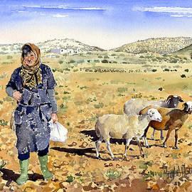 Margaret Merry - La Pastora