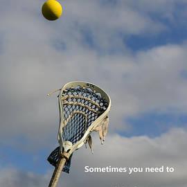 Paul Ward - Lacrosse Reach Higher