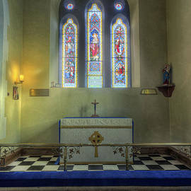 Ian Mitchell - Lady Chapel
