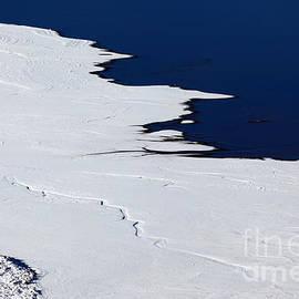 James Brunker - Lake Shore in Winter 2
